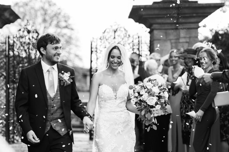GARY & EMMA | HOOTON PAGNELL HALL | BARN WEDDING