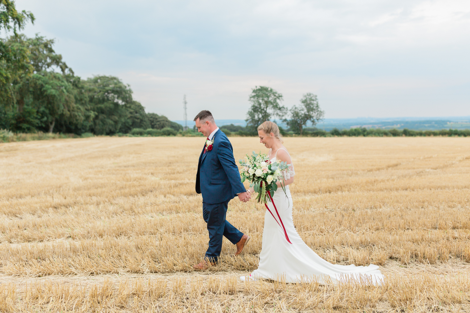 CHRIS & LEANNE | WOOLLEY EDGE VIEW WEDDING