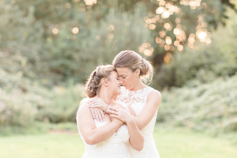 KATE & LAUREN | ASTON HALL WEDDING